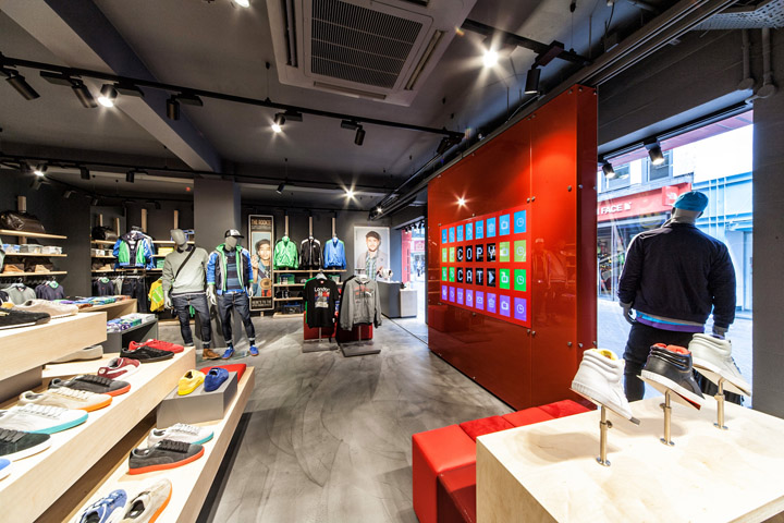 Puma store by Plajer Franz Studio London 04 Puma store by Plajer & Franz Studio, London