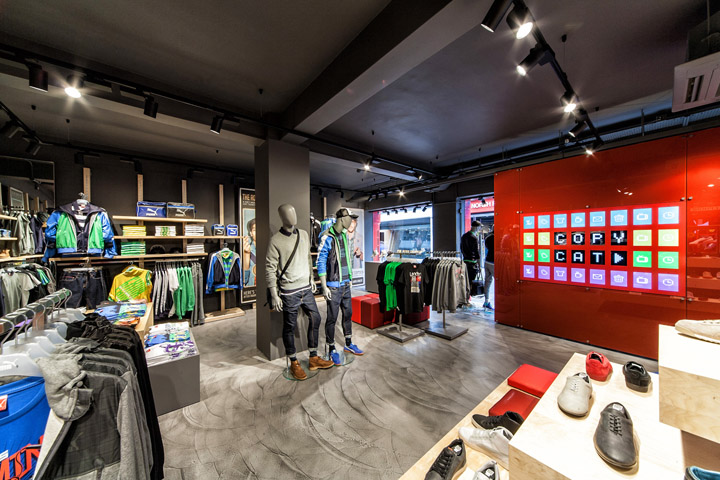 Puma store by Plajer Franz Studio London 06 Puma store by Plajer & Franz Studio, London