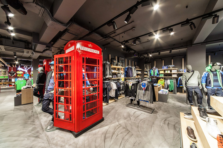Puma store by Plajer Franz Studio London 07 Puma store by Plajer & Franz Studio, London