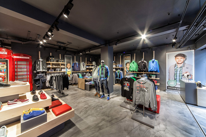 Puma store by Plajer Franz Studio London 08 Puma store by Plajer & Franz Studio, London