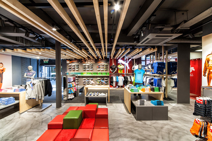 Puma store by Plajer Franz Studio London 11 Puma store by Plajer & Franz Studio, London