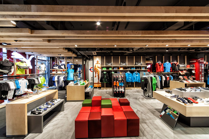 Puma store by Plajer Franz Studio London 13 Puma store by Plajer & Franz Studio, London