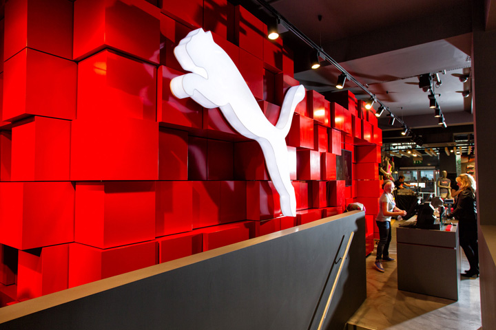 Puma store by Plajer Franz Studio London 17 Puma store by Plajer & Franz Studio, London