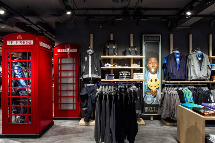Puma store by Plajer Franz Studio London 18 Puma store by Plajer & Franz Studio, London