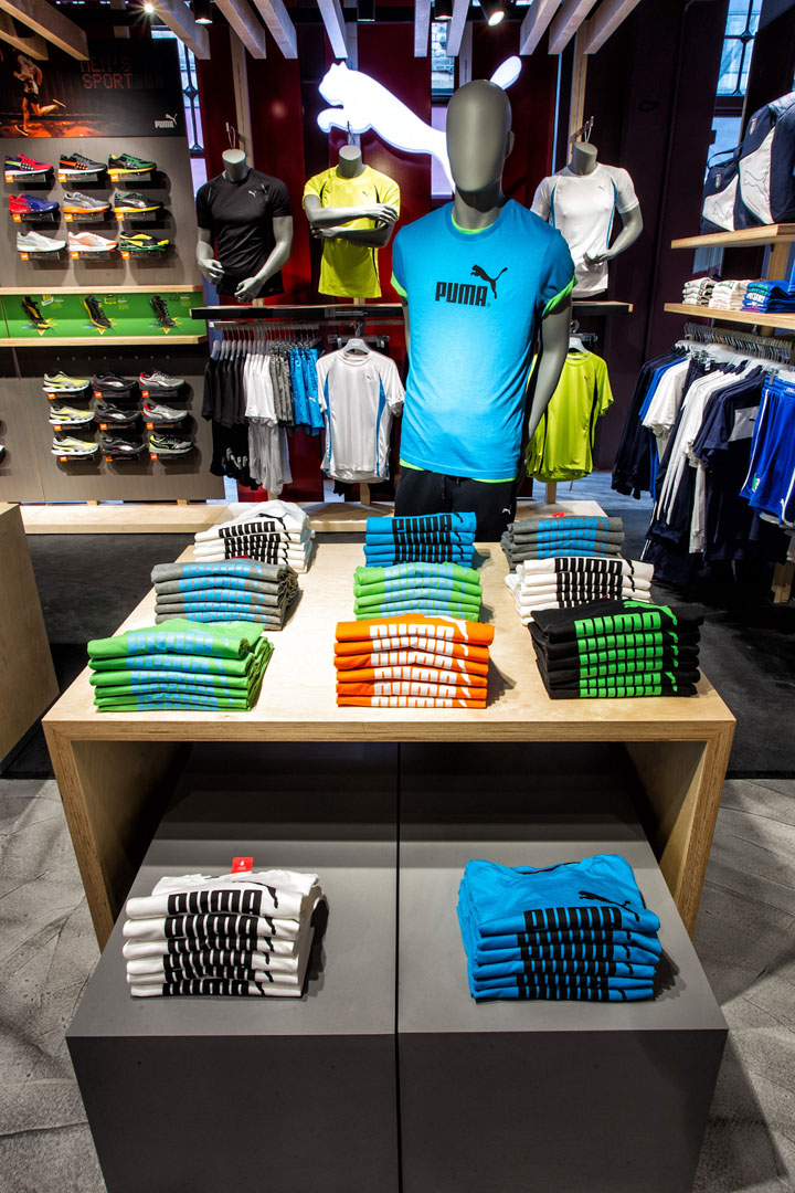 Puma store by Plajer Franz Studio London 21 Puma store by Plajer & Franz Studio, London