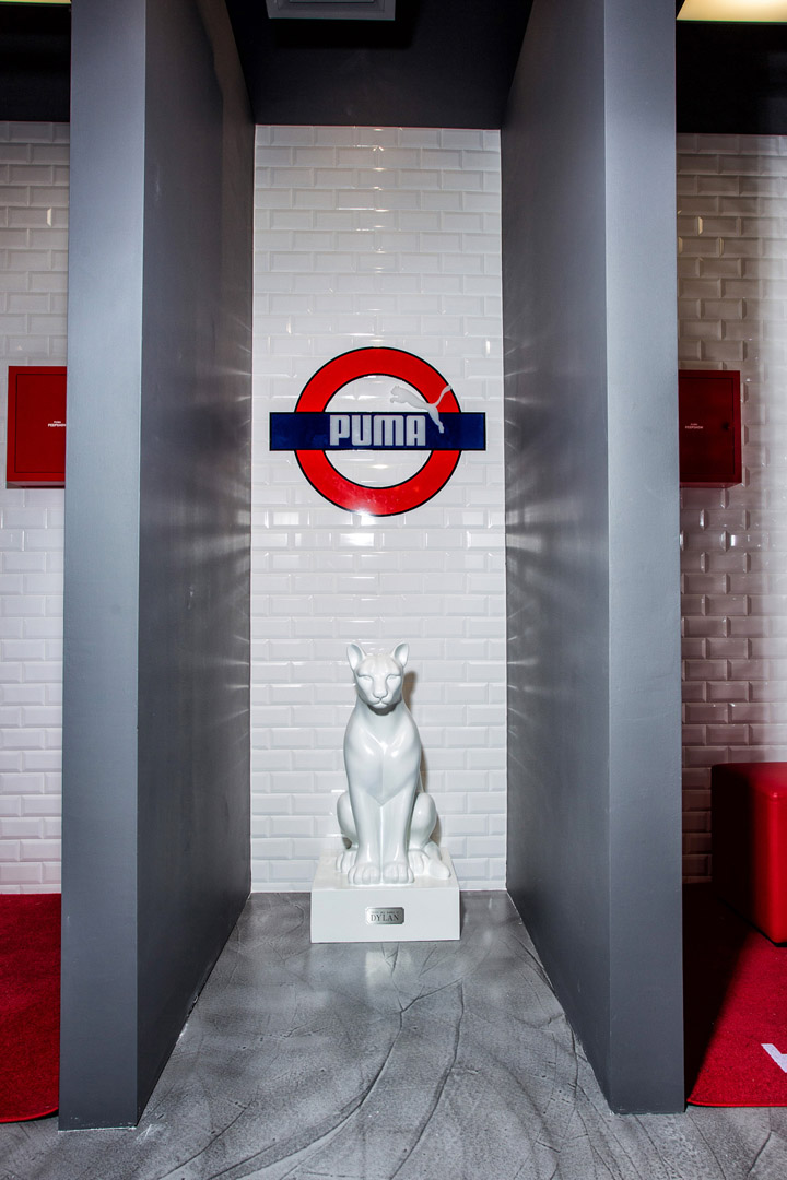 Puma store by Plajer Franz Studio London 23 Puma store by Plajer & Franz Studio, London
