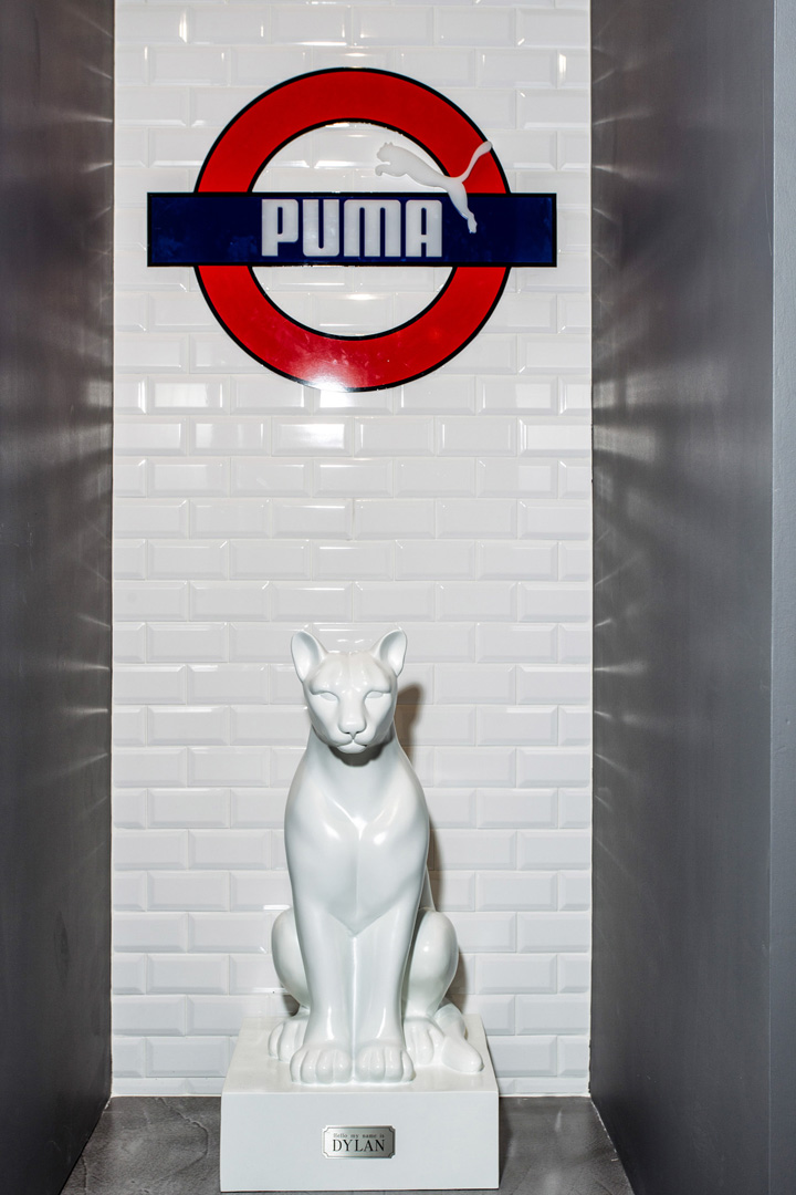 Puma store by Plajer Franz Studio London 24 Puma store by Plajer & Franz Studio, London