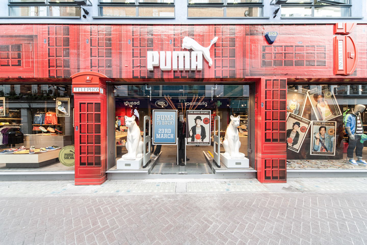 Puma store by Plajer Franz Studio London 28 Puma store by Plajer & Franz Studio, London