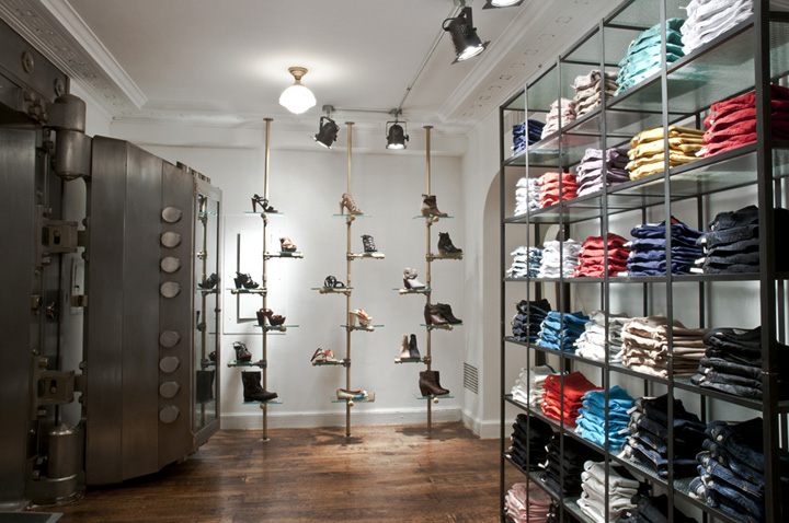 187 Rag Amp Bone Store New York
