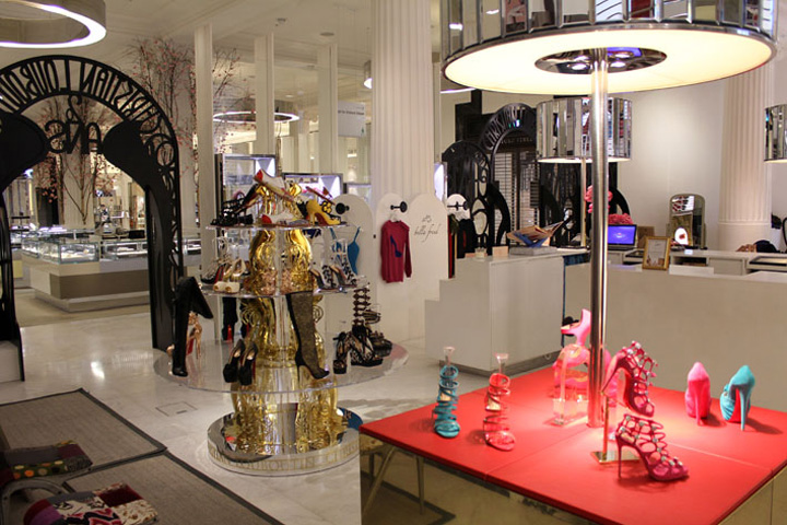 christian louboutin in paris store