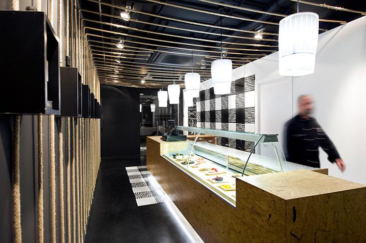 Sensacions restaurant Denys von Arend Sabadell 06 Sensacions restaurant by Denys & von Arend, Sabadell   Spain