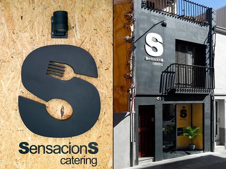 Sensacions restaurant Denys von Arend Sabadell 12 Sensacions restaurant by Denys & von Arend, Sabadell   Spain