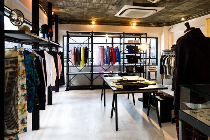 Shackman Store Kobe Japan