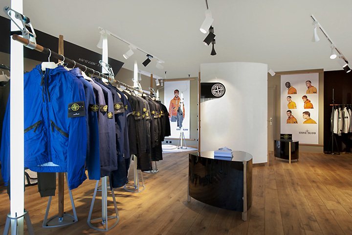 187 Stone Island Store Sylt Germany