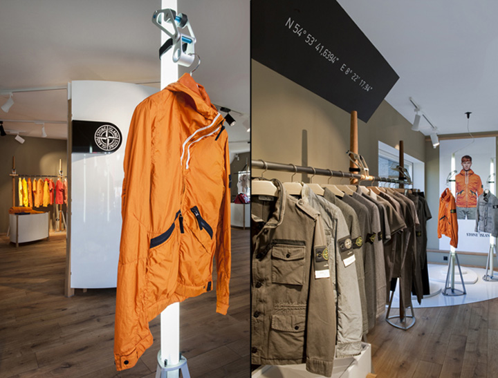 stone island outlet in rome. Black Bedroom Furniture Sets. Home Design Ideas