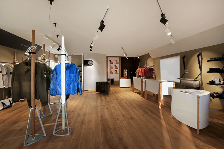 Stone Island store, Sylt