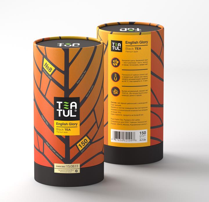 Tea TEATUL packaging Pavla Chuykina Ann Moiseenko 02 Tea TEATUL packaging by Pavla Chuykina, Ann Moiseenko, Nastya Chamkina