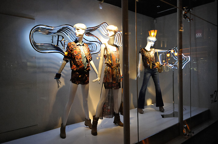 187 Zara Window Displays Budapest