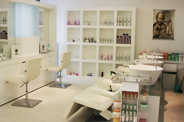 Professional Hair Salon : ... ! Zsidr? hair salon, Gy?r  Hungary ? Retail Design Blog