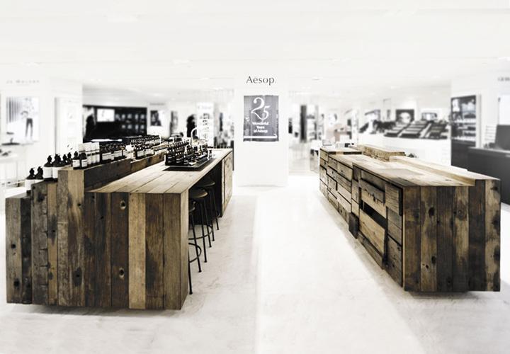 Cabinets Retail Design Blog
