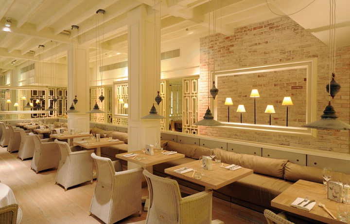 Australasia restaurant by michelle derbyshire edwin for Design manchester