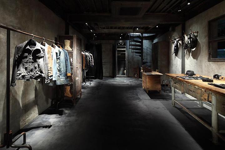 187 Backlash Retail Store By Ito Masaru Design Tokyo