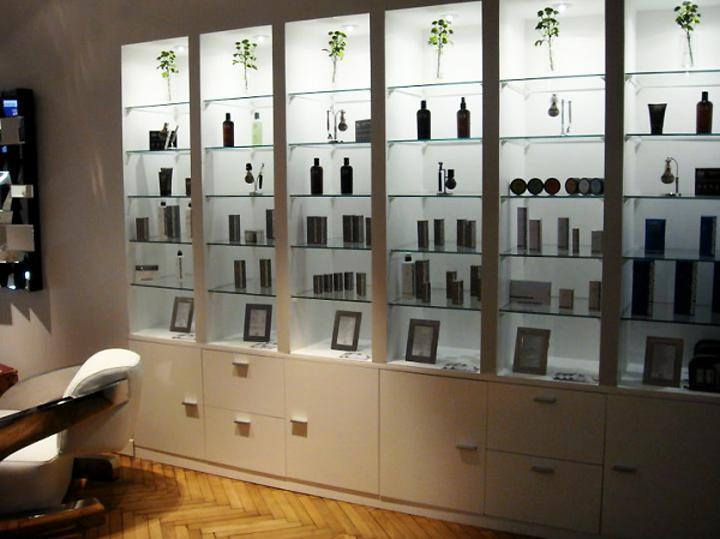 C Men Beauty Salon By Sam Well Bordeaux 187 Retail Design Blog