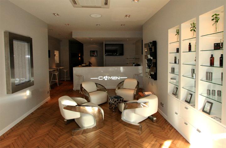 187 C Men Beauty Salon By Sam Well Design Bordeaux