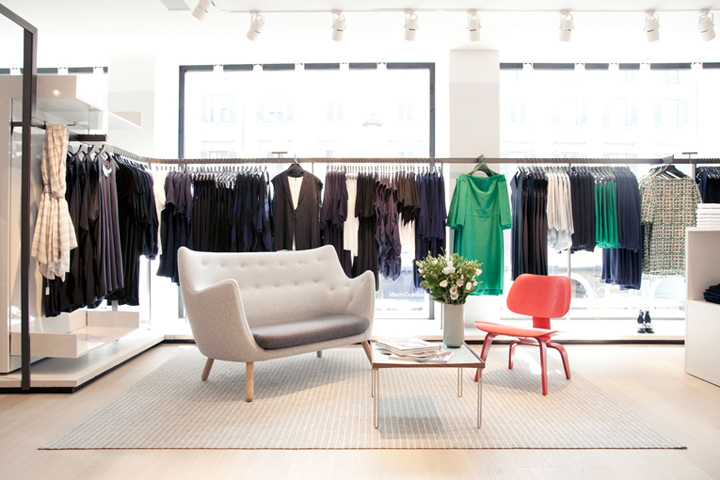 Cos Store Milan 187 Retail Design Blog