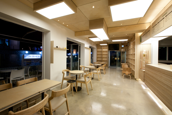 Cafe Ato by Design BONO Seoul 01 Cafe Ato by Design BONO, Seoul
