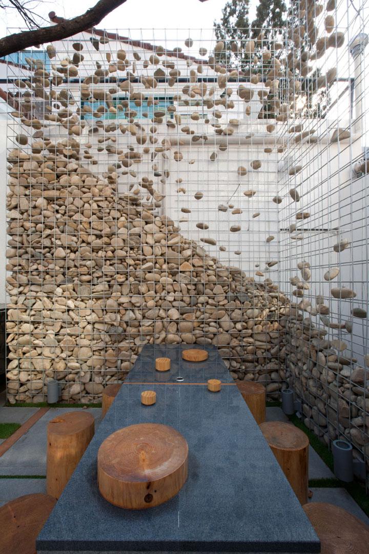 Café Ato by Design BONO Séoul Ato Café 11 par la conception BONO, Séoul