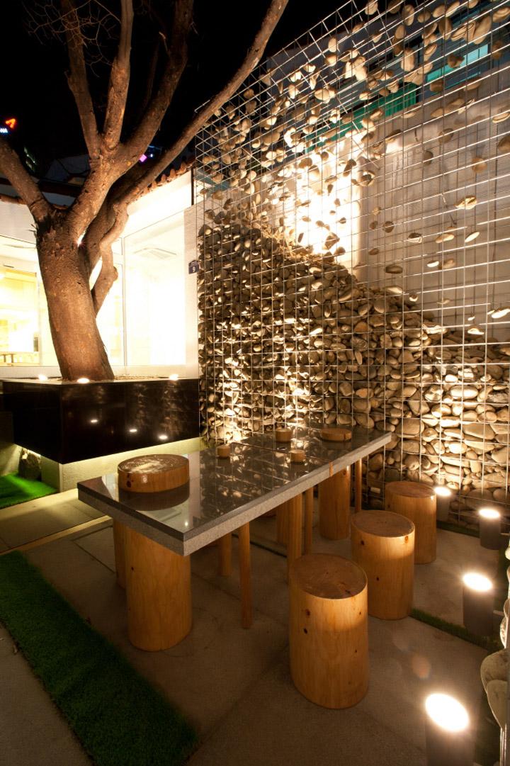 Café Ato by Design BONO Séoul Ato Café 35 par la conception BONO, Séoul