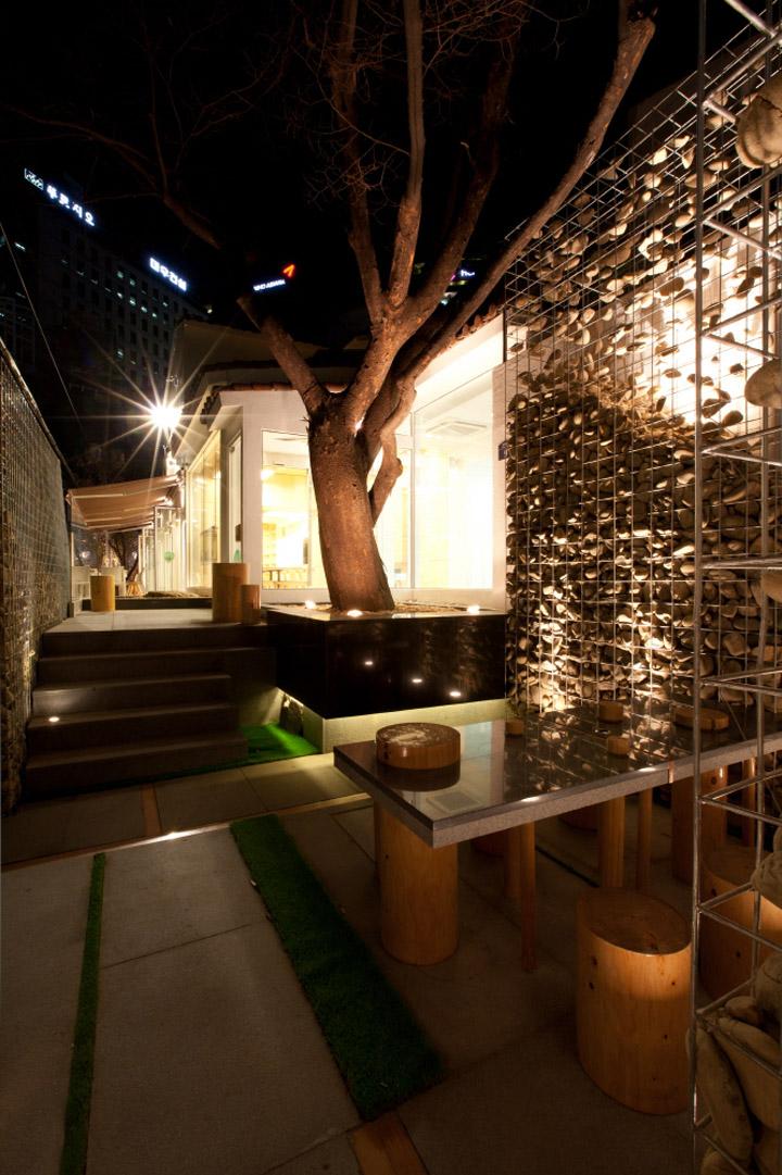 Café Ato Ato BONO by Design Séoul Café 39 par la conception BONO, Séoul