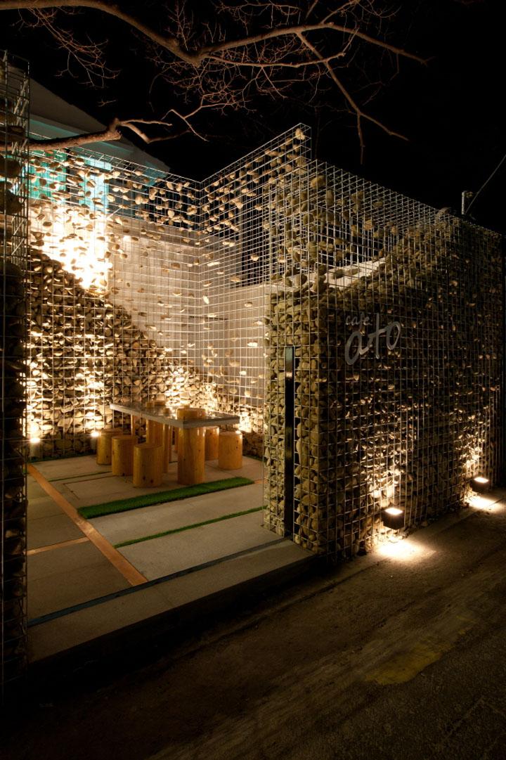 Cafe ato by design bono seoul