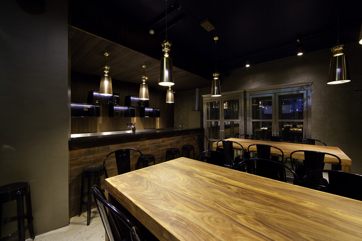 Café Royal Tapas Bar and Wine Library by Style Engineers Perth ...
