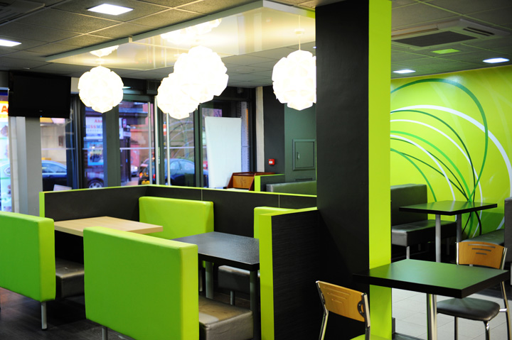 187 Chicken Cottage Fast Food Restaurant By Retail Mark