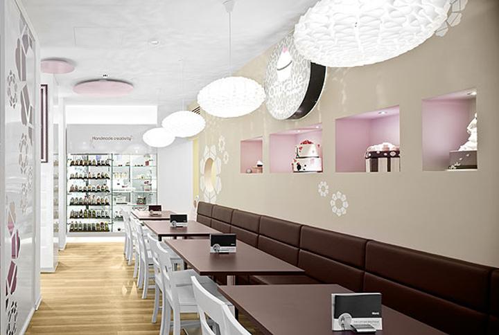 Cupcake Boutique by DITTEL Architekten, Stuttgart » Retail Design Blog