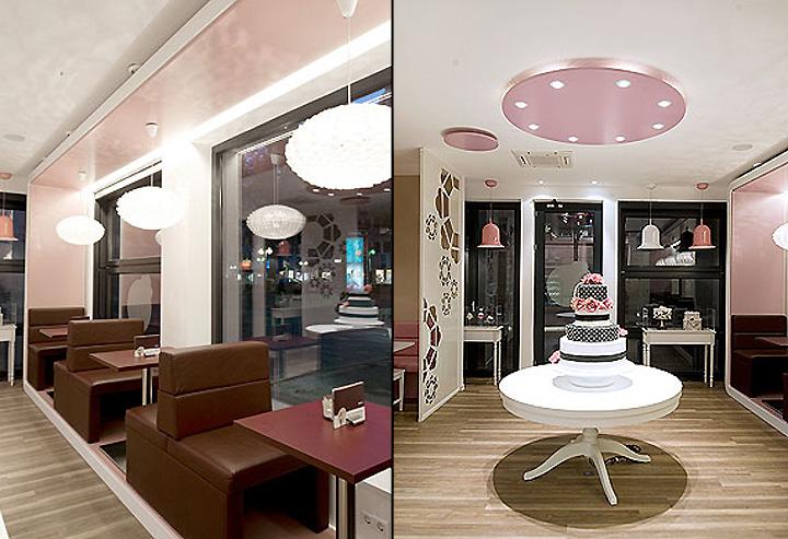 Cupcake boutique by dia dittel architekten stuttgart for Interio stuttgart