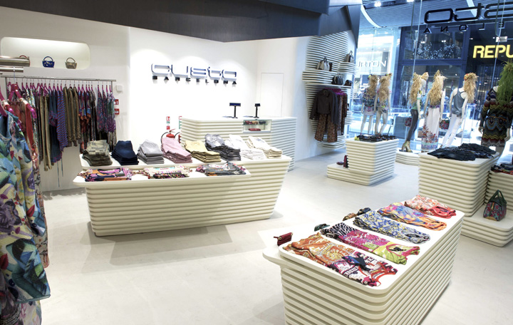Custo Barcelona store by Dear Design 4adb3f4fd52