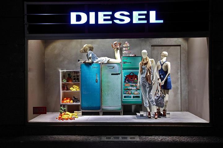 Diesel Store Berlin 187 Retail Design Blog