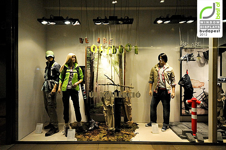 Fashion retail window displays 3
