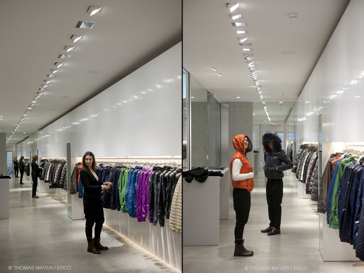 Duvetica Shop By Tadao Ando Architect Amp Associates Milan