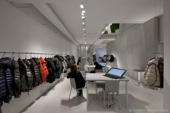 Duvetica Boutique Mailand | Duvetica boutique and showroom Milan