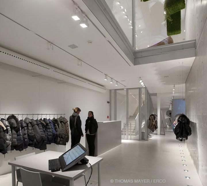 Duvetica Boutique Mailand   Duvetica boutique and showroom Milan
