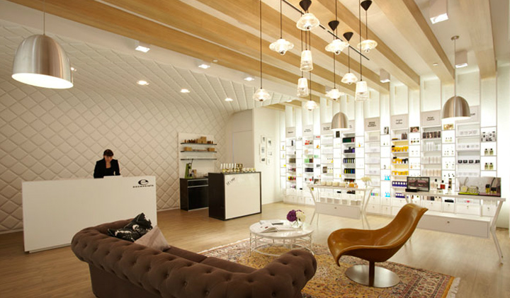 The Modern Asylum >> Escentials Concept Store By Asylum Singapore