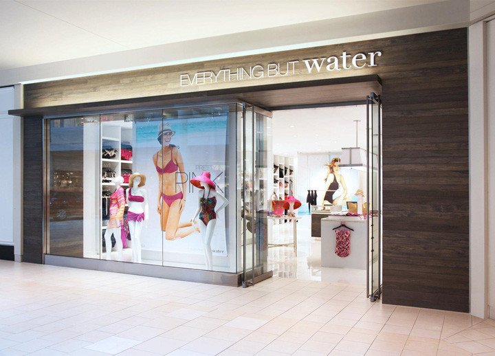 Everything but water store by michael neumann architecture for Michaels crafts pittsford plaza