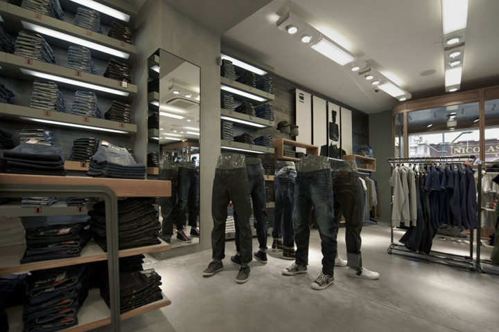 g star raw flagship store cannes retail design blog. Black Bedroom Furniture Sets. Home Design Ideas