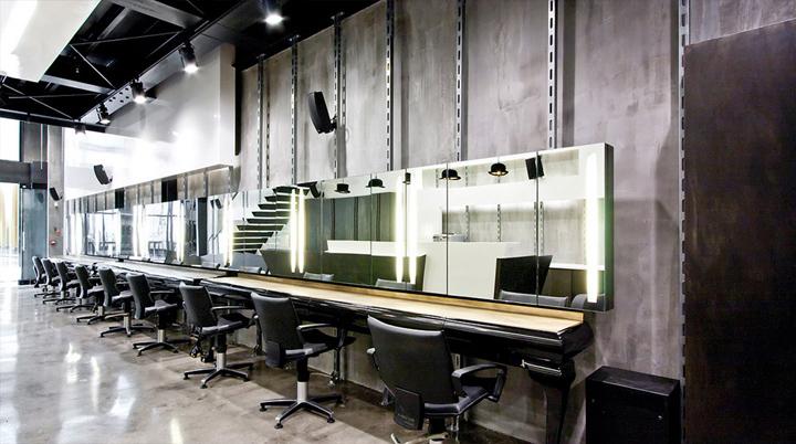 HAIRDRESSER! Georgios Doudessis Hair Salon by Xylo & Design, Athens ...