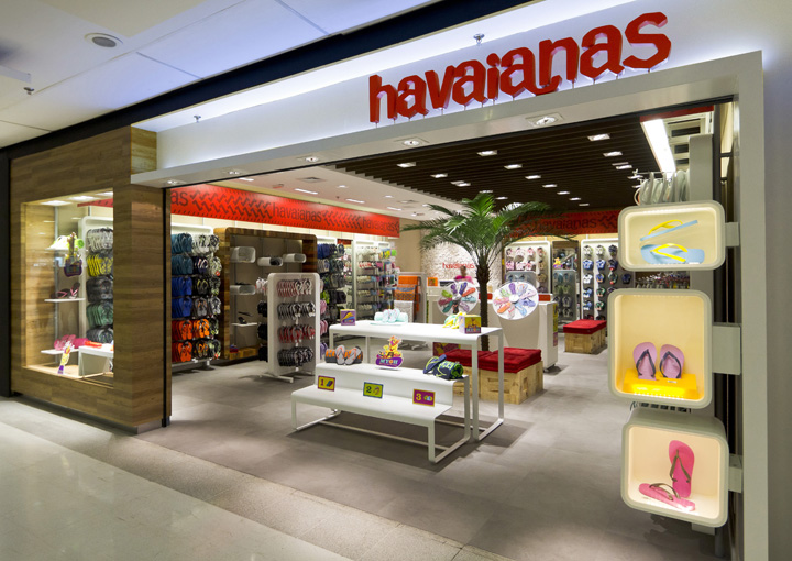 Havaianas Franchising Unit By Fal Design Estrat 233 Gico