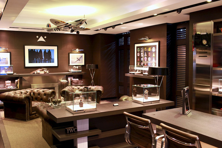 iwc schaffhausen flagship boutique  new york  u00bb retail